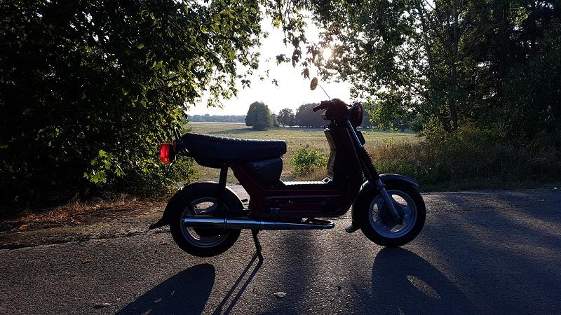 Simson-Werner-Roller-SR50