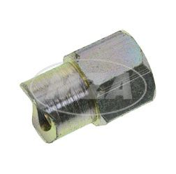 Bremsstellmutter - dazu passender Lagerbolzen MZA Nr. 10917  -  S53CX