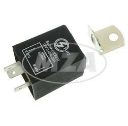Elektronischer Blinkgeber 12V - PLITZ - 3-poliger Anschluß (31