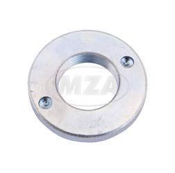 Konusring - Laufring oberer - mit Schlüssellöcher - nicht gerändelt - glanzverzinkt - SR2