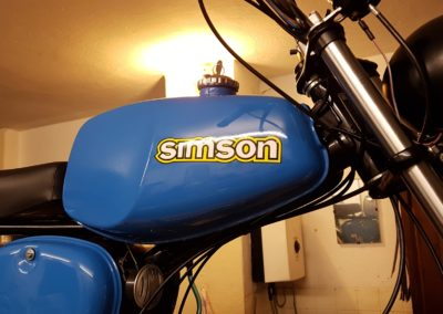 Simson-S50N-restauriert