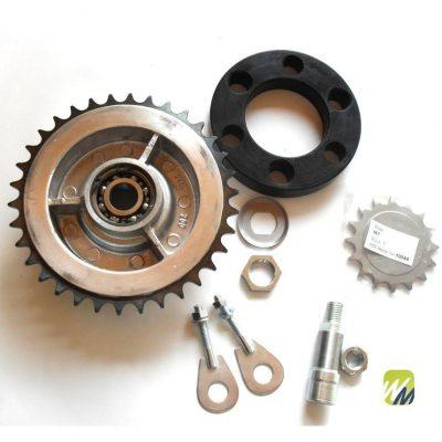 Simson-Antriebsritzel-Kettenspanner-Z16