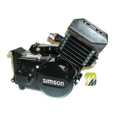 Simson-Motor Schwarz-S51